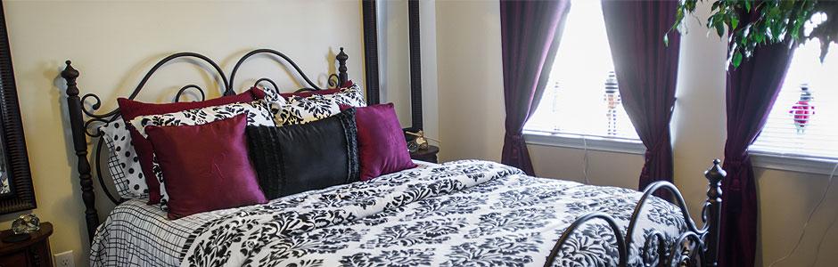 Conners Bedroom