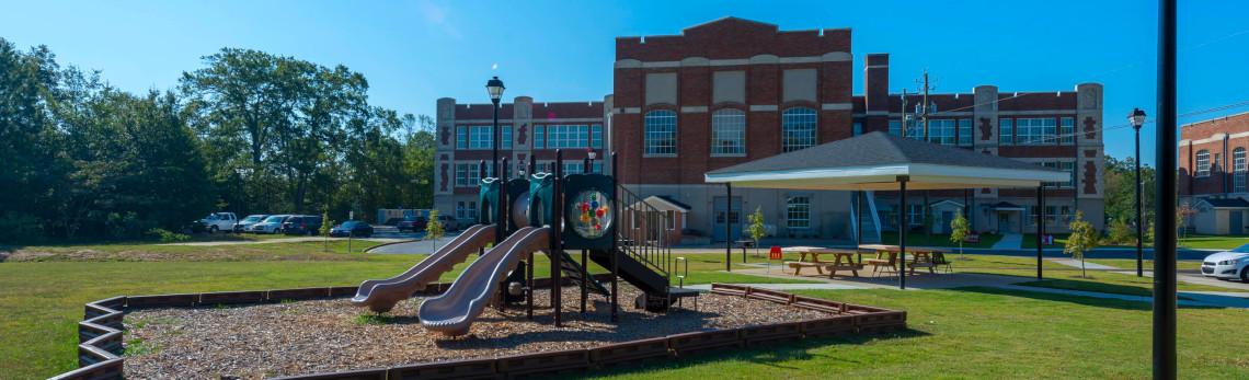 A.L. Miller Playground